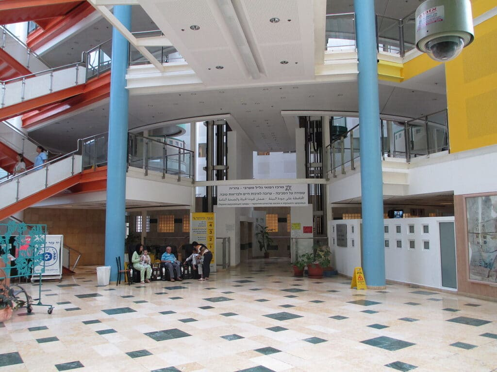 מקרה חמור של אלימות בחדר המיון שבמרכז הרפואי לגליל