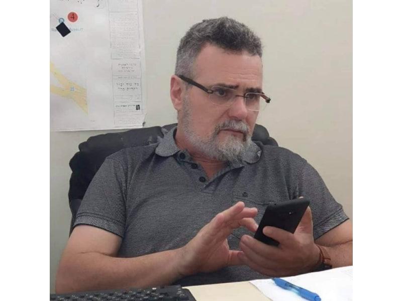 חבר מועצת העיר דובי חיון מתפטר מתפקידו