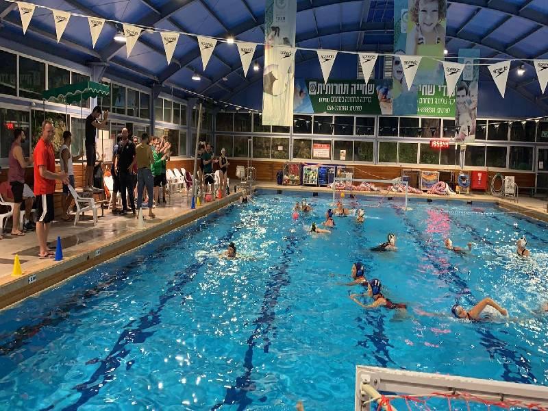 כדורמים נשים: מכבי חיפה העפילה לגמר הפלייאוף של הליגה הארצית