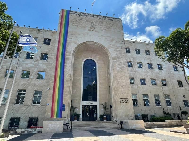 נשלמות ההכנות לקראת מצעד הגאווה ה  14 של חיפה