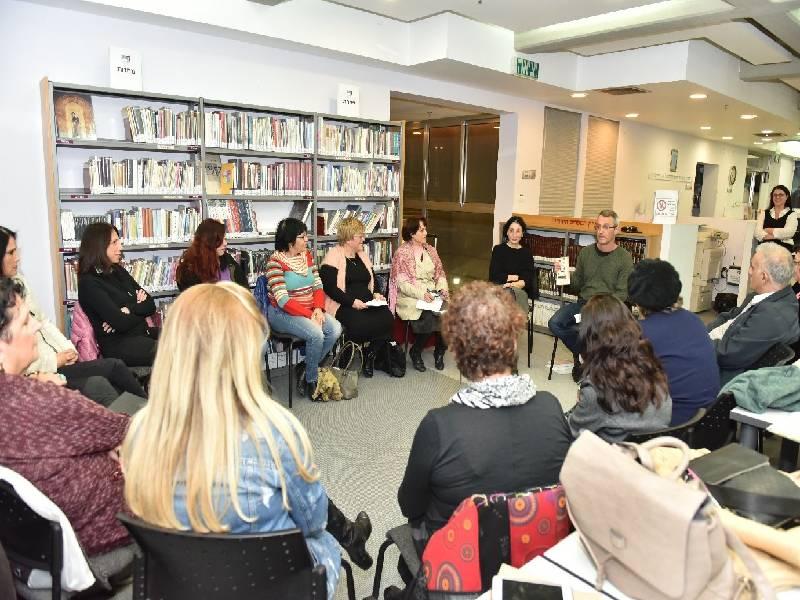 תכניות תרבות ופנאי חדשות בספרייה העירונית בקרית אתא