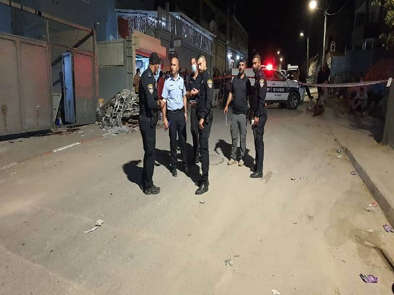 המשטרה חוקרת חשד לרצח בג'יסר א זרקא בו נקבע מותו של תושב המקום