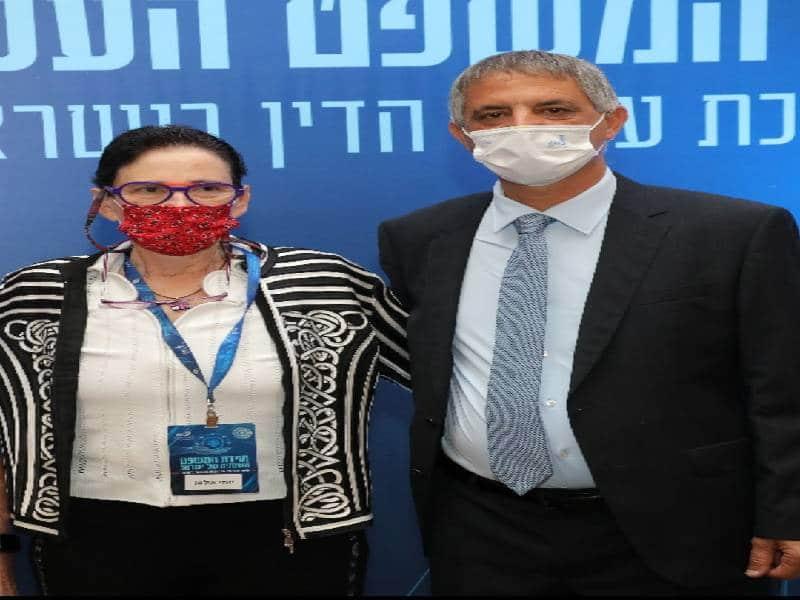 """עו""""ד תמי אולמן המשמשת כיו""""ר מחוז חיפה בלשכת עורכי הדין מונתה כנציגת הלשכה בוועדת האיתור לבחירת היועץ המשפטי לממשלה"""