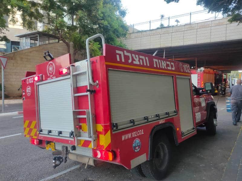 """"""" הר הירוק"""" תרגיל מוכנות לחירום רב זירתי של כב""""ה מחוז חוף בשת""""פ מ""""י, גופי החירום וההצלה, עיריית חיפה ורשויות מקומיות במחוז"""